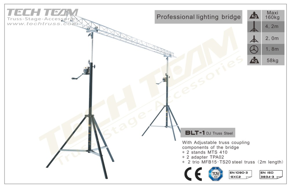 MT-410 Lifting tower