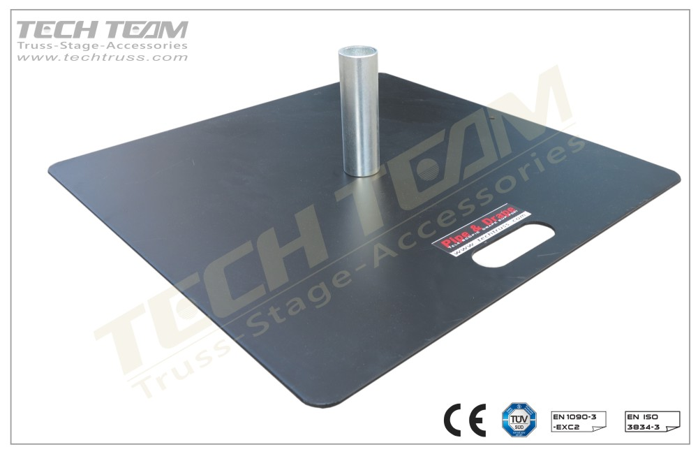 PDS4501  450x450 Base plate