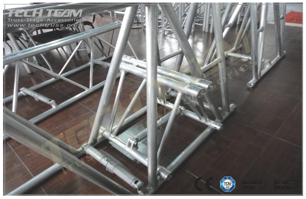 D52-FS16;Straight truss 530x580 Folding