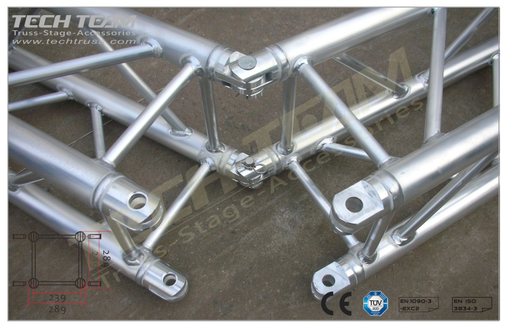MB30-QS35;Straight truss;289 Square