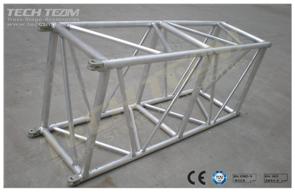 MD76-RS15;Straight truss;760 Rectangle