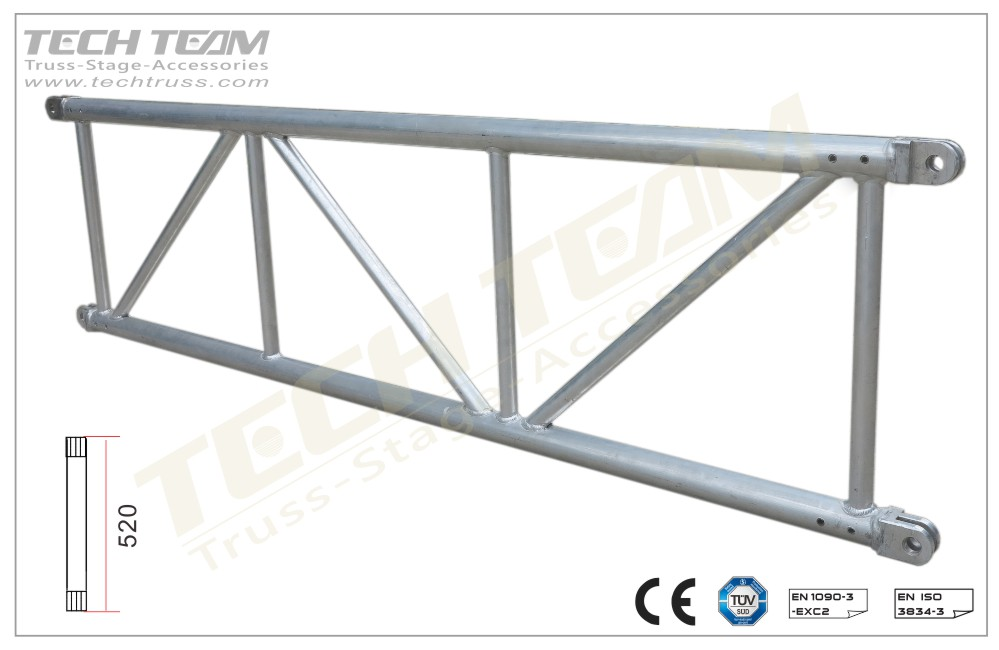 MD52-DS137;Straight truss;520 Flat