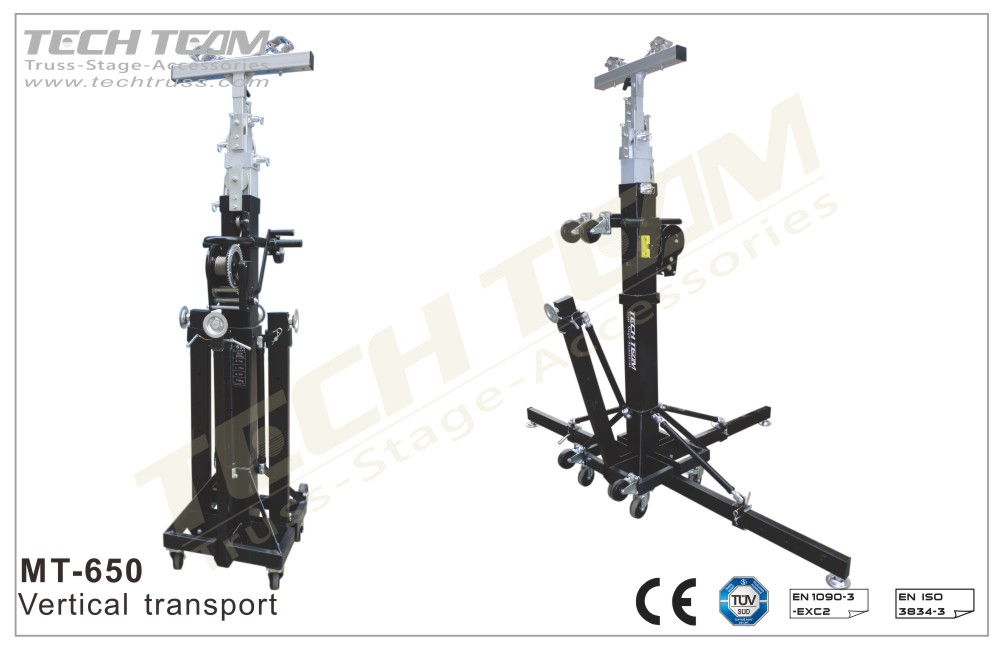 MT-650 Lifting tower