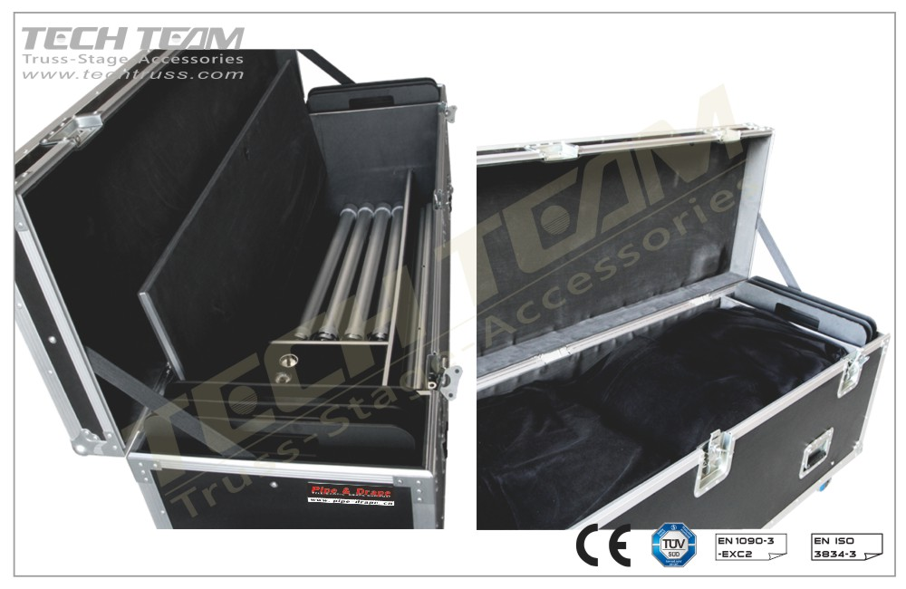 PDC-225  Flight case