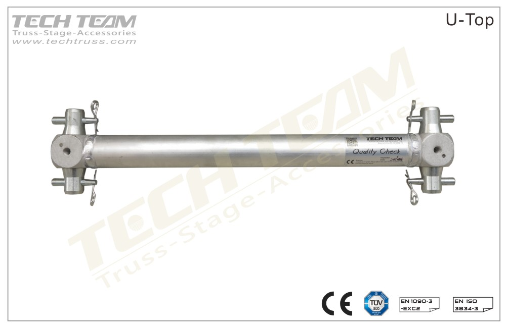 U-TP110/CC;L1100 Top (2 Side half coupler)