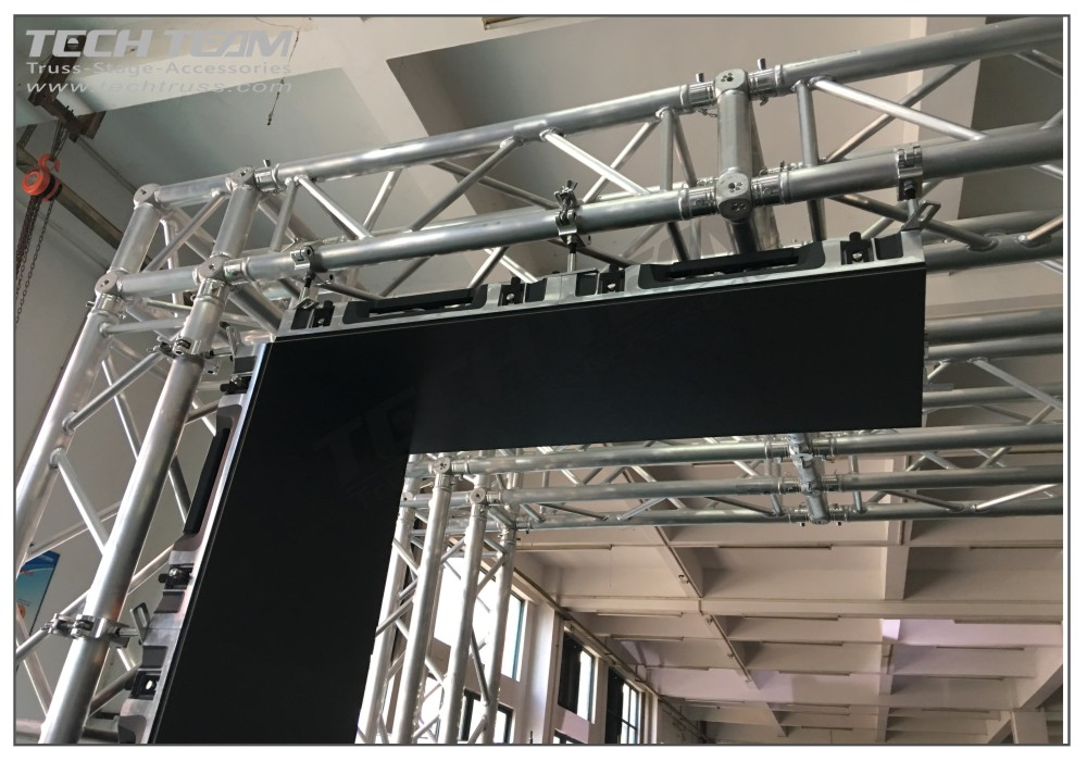 Led Or Video Screen Support