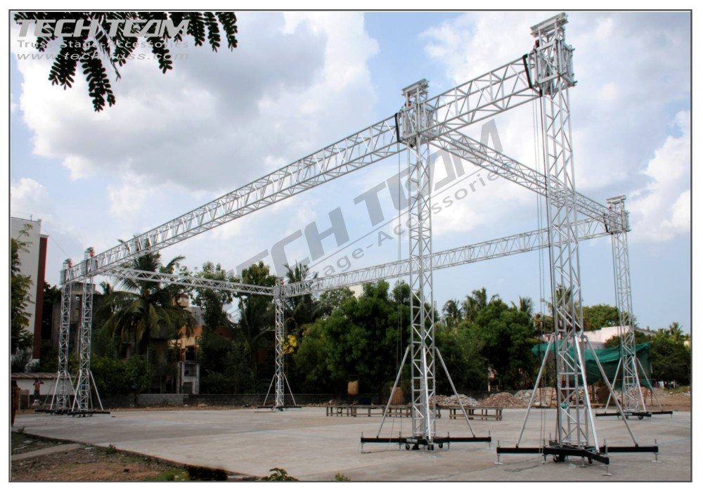24m Span Tower Systems