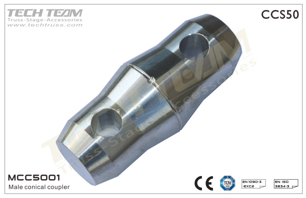 MCC5001; Male Conical Coupler