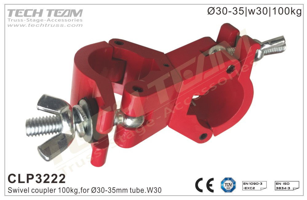 CLP3222; Swivel Coupler;For Ø30-35mm Tube
