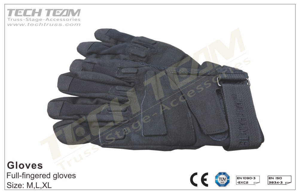 Gloves-F ;Full-Fingered Gloves