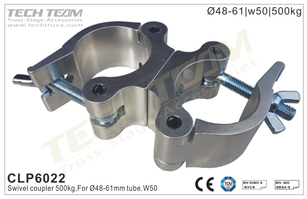 CLP6022; Swivel Coupler;For Ø48-51mm Tube