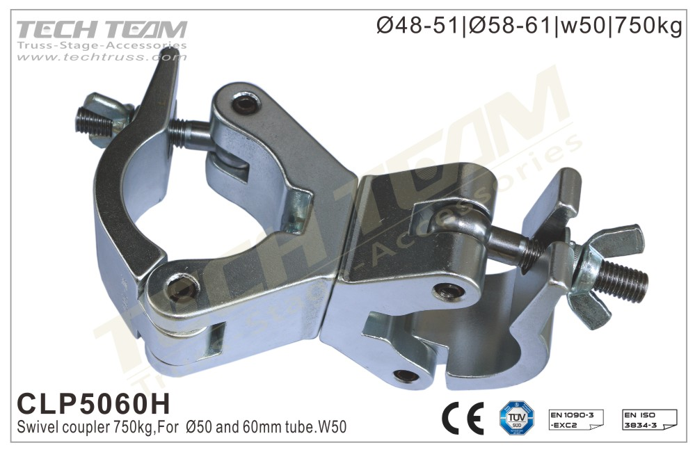 CLP5060H; 5060 Swivel Coupler;For Ø50mm and Ø60mm Tube