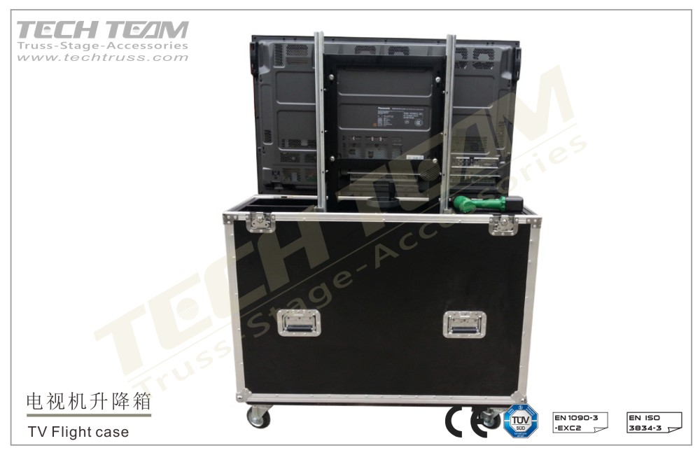 TV Flight case