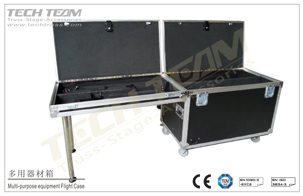 Multi-purpose equipment Flight Case