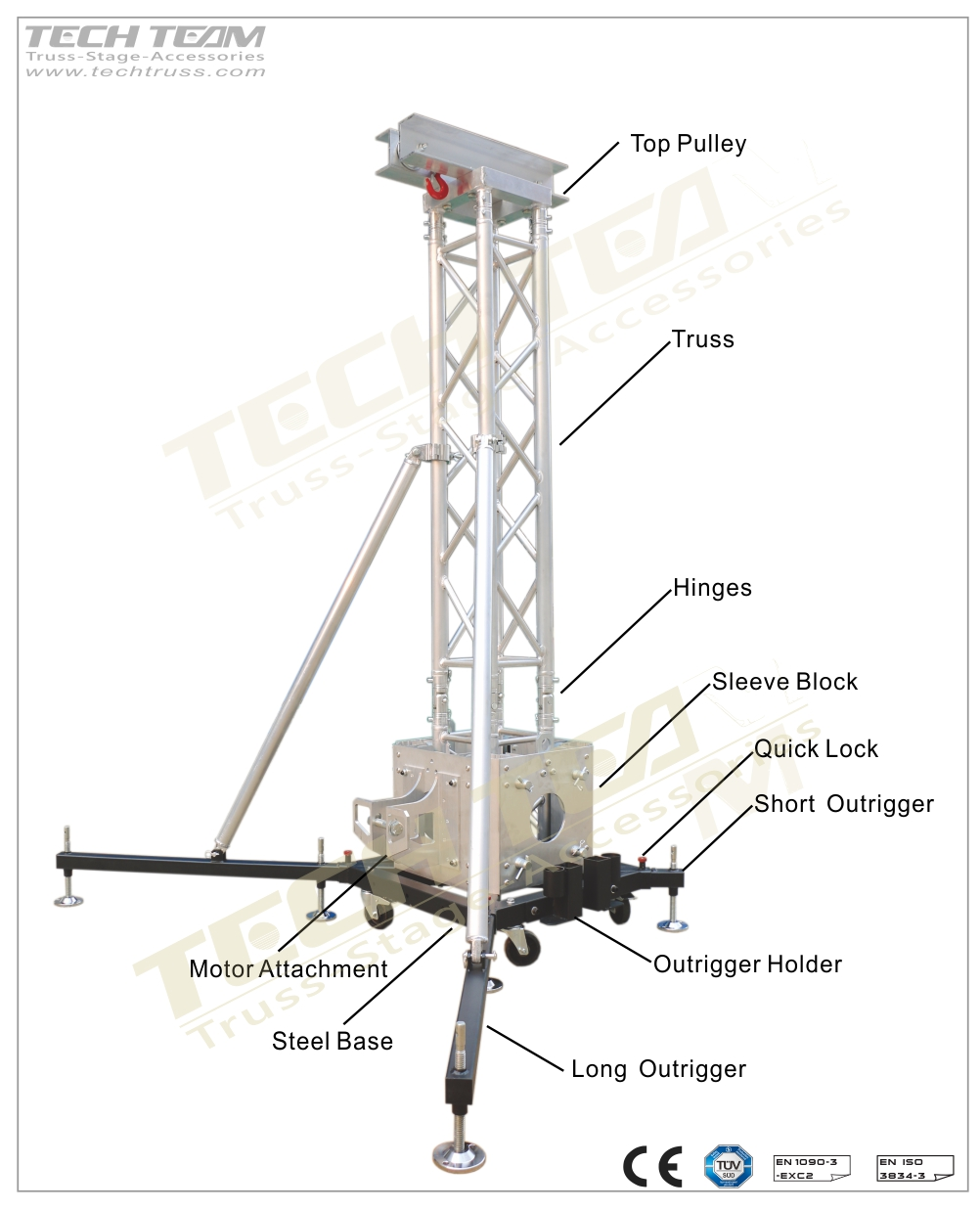 MPT-30G Tower (New)